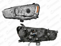 OUTLANDER 2010 -2013 HEADLIGHT FRONT LAMP HID XENON LEFT 8301A705 FOR MITSUBISHI