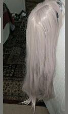 Light Ash Pink/Blonde Wig W/Wispy Bangs NEW
