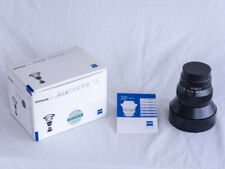 Zeiss 15mm F2.8 T* Distagon ZE Lens for Canon - Excellent Condition