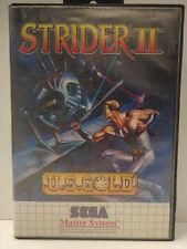 Master System-Strider II (2) (con imballo originale) 10632949