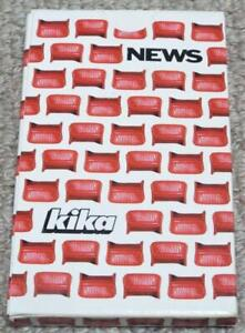 Kika News Pack of German Non Standard Playing Cards