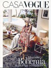 Casa Vogue Spanish Magazine 2017