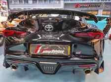 Carbon fiber GT wing spoiler fit for Toyota 2020 Supra GR