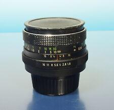 Pentacon auto 1.8/50mm Multi Coating Lens Objektiv für M42 - (43162)