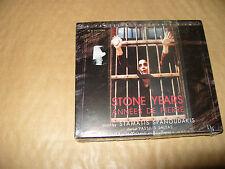 Stone Years Annees De Pierre Stamatis Spanoudakis cd + Thick Booklet 1995 New