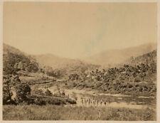 Tirage Albuminé Nouvelle Calédonie ? New Calédonia ? 1874