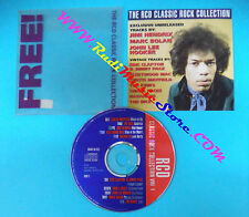 CD Singolo RCD Classic Rock Collection Vol.1 RCD 1 TRANSPARENT SLEEVE(S26)