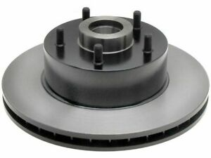 For 1971-1972 GMC Sprint Brake Rotor and Hub Assembly Front Raybestos 28966SB