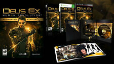 DEUS Ex: HUMAN Revolution augmented edition - xbox 360 -