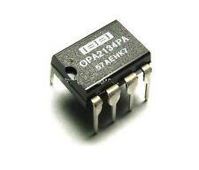 2PCS OPA2134PA BB DIP-8 OPA2134 2134PA OPERATIONAL AMPLIFIERS new