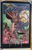 """Angela"" Todd McFarlane Poster 1994"
