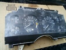1985 Ford Thunderbird Turbo Coupe Speedometer Tach Dash Cluster Gauges 85 86