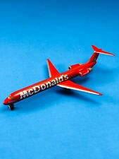 Herpa 1/500 CROSSAIR McDonalds McPlane MD-83 507615