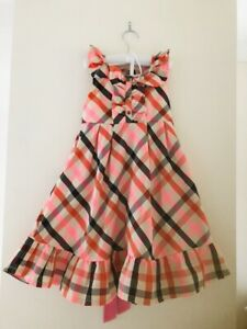 H&M Girls Summer Dress , Size 4-5, AS New Condition