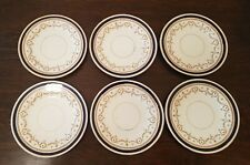 More details for early 1900s   redfern & drakeford r&d balmoral china 6x tea plates