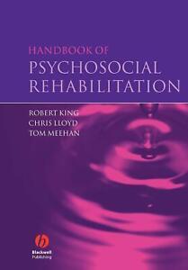 Handbook of Psychosocial Rehabilitation Paperback Book
