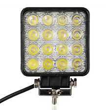 2X 48W 4.3INCH LED WERKLAMP SPOT 10-30V