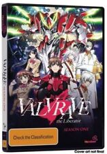 Valvrave The Liberator - Season 1 DVD [New/Sealed]