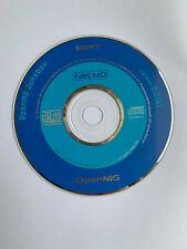 Sony OpenMG juckbox v2.2 Software CD Net MD