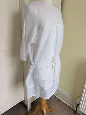 Zara Cotton Boat Neck Dresses for Women