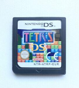 Tetris Spiel für Nintendo DS, DS Lite, DSi, DSi XL, 3DS DE / FR Eur Version