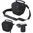 EVA RESISTENTE Tracolla borsa custodia fotocamera per sistema compatto Canon EOS