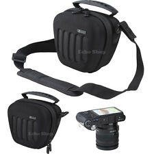 EVA Hard Shoulder Bridge Camera Case Bag For CANON PowerShot SX530HS SX410IS