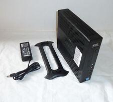 PC Ultra Delgado Silencioso USFF sin ventilador, doble núcleo, DDR3, SATA SSD, DVI + HDMI, USB3