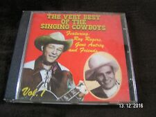 THE VERY BEST OF THE SINGING COWBOYS