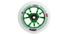 Lucky TEN Pro Scooter Wheel 110mm - White/Green Bayley Maxcy