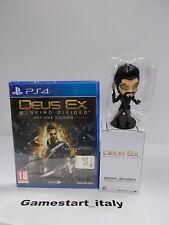 DEUS EX DAY-ONE EDITION + MINI ACTION FIGURE - SONY PS4 NUOVO VERSIONE ITALIANA