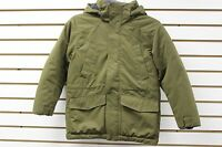 Marmot Boy's 700 Fill Bridgeport Down Jacket Brown Moss 73330 Brand New With Tag