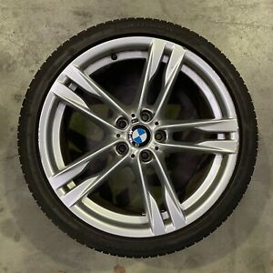 GENUINE BMW 6 SERIES WHEELS WITH TYRES