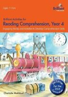 Brilliant Activities for Reading Comprehension, Year 4 (2nd Ed)... 9781783170739