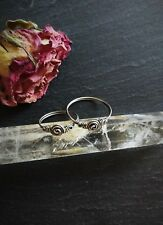 Viking ring, Norse Jewelry, silver ring, asatru, handfasting, wedding ring