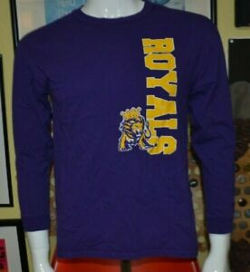 Blissfield MI Royals High School Youth XL Long Sleeve T Shirt Nice