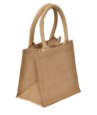 Jute lunch bag (box of 50)