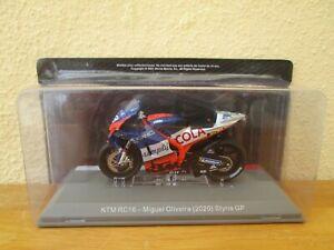 KTM RC16 - Miguel Oliveira (2020) Styria GP - 1:18