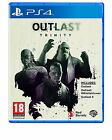 Outlast Trinity PS4 PlayStation 4 Game - Pre-Order Item - Released 28/04/17