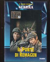 EBOND il ponte di remangen DVD EDITORIALE grande cinema di guerra D507001