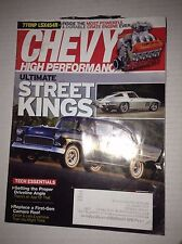Chevy High Performance Magazine LSX454R Crate Engine February 2015 031317NONRH
