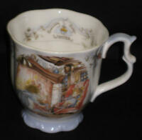 "Royal Doulton, Brambly Hedge - ""WINTER"" Beaker"