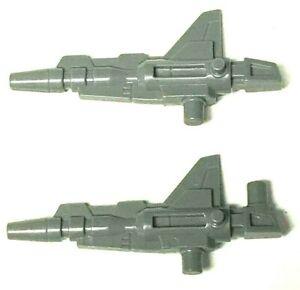 Transformers Weapon Pretenders G1 SKULLGRIN Gun Cannon SET 1988 Accessory