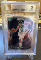 Lamelo Ball 20-21 Panini Prizm No #278 Rookie Card BGS 9 LOW POP 9.5/9.5/9.5/8.5