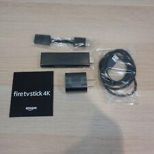 Amazon Fire Tv Stick 4K (No Remote)