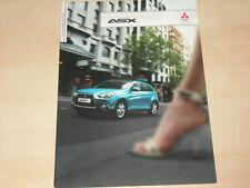 59428) Mitsubishi ASX Prospekt 06/2010