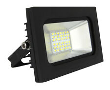 20W LED Floodlight Outdoor Forefront Garage Security Light Cool White IP65