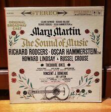 Sound Of Music - Original Broadway Recording [Vinyl LP G+/VG-, KOS 2020, 1959]