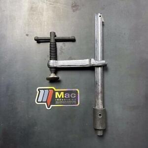 StrongHand 150mm T-Handle 16D Fixture Table Weld Clamp Welding