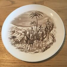 Rear vintage SPODE England 15cm Plate Designed By JC Boulton Plate No.16